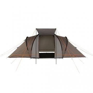 Portal Beta 6 Vis-A-Vis Campingzelt Tunnelzelt wasserdichtes Familienzelt 4000mm Wassersäule - 2