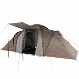 Portal Beta 6 Vis-A-Vis Campingzelt Tunnelzelt wasserdichtes Familienzelt 4000mm Wassersäule - 1