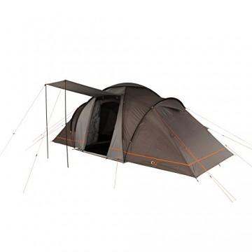 Portal Beta 6 Vis-A-Vis Campingzelt Tunnelzelt wasserdichtes Familienzelt 4000mm Wassersäule - 9
