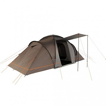 Portal Beta 6 Vis-A-Vis Campingzelt Tunnelzelt wasserdichtes Familienzelt 4000mm Wassersäule - 10